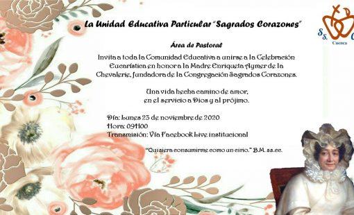 Invitación Buena Madre